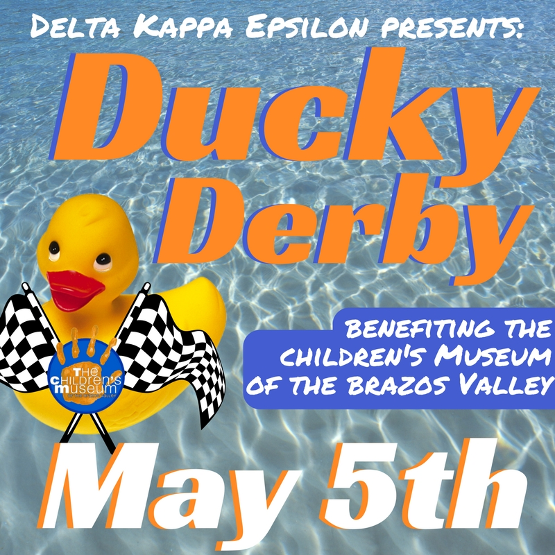 ducky derby the children s museum of the brazos valley